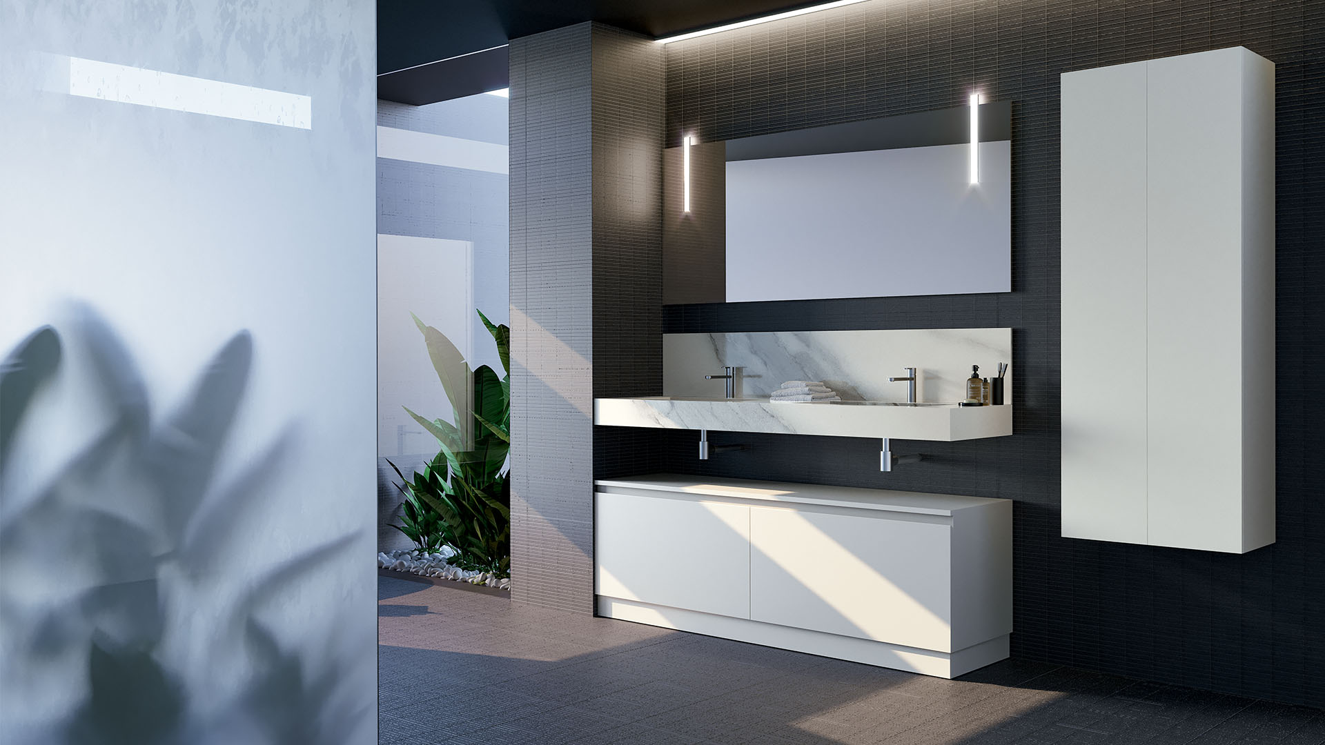 Bathroom Happy 09 - Licor Design
