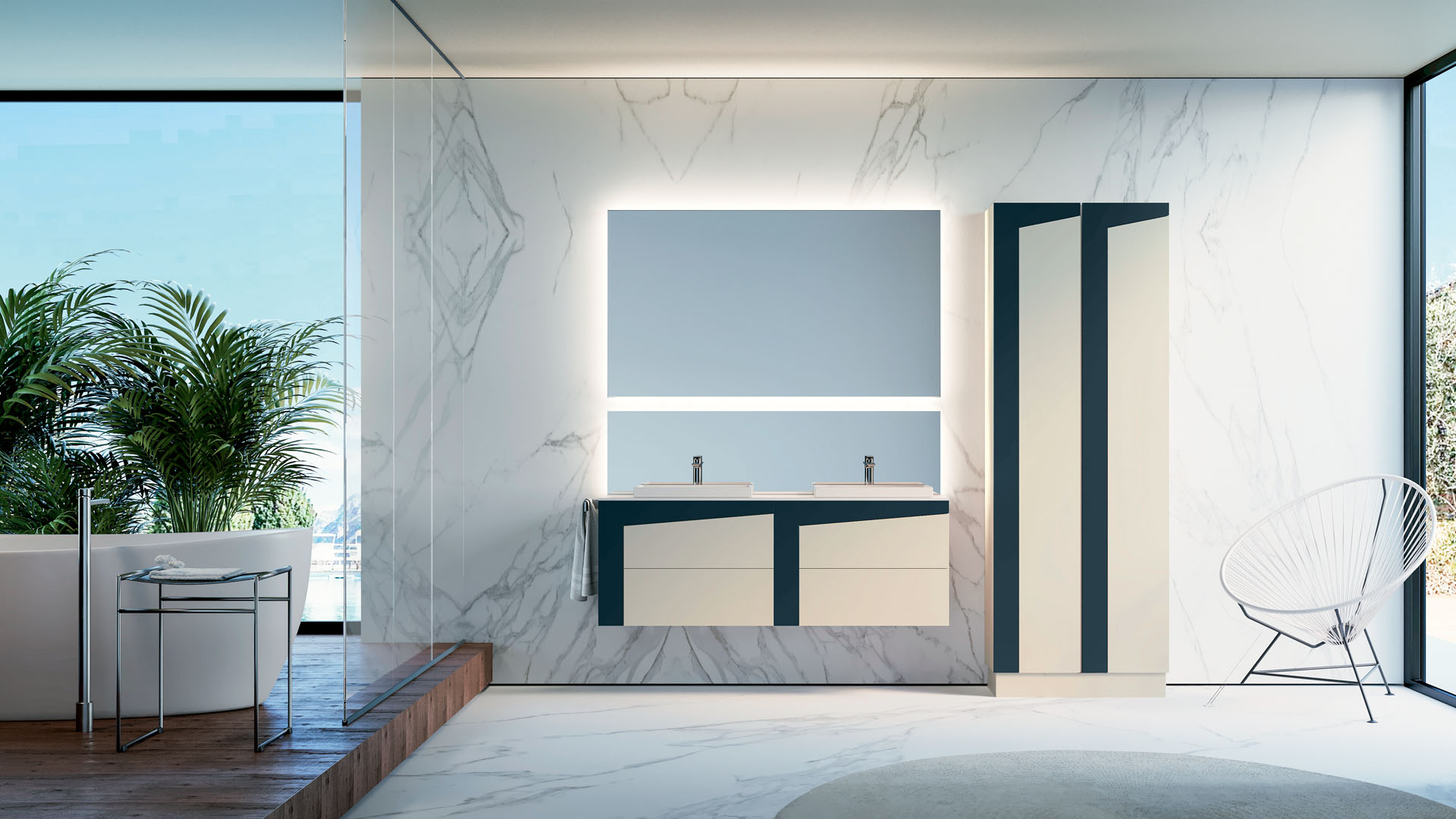 Bathroom K101 - Licor Design