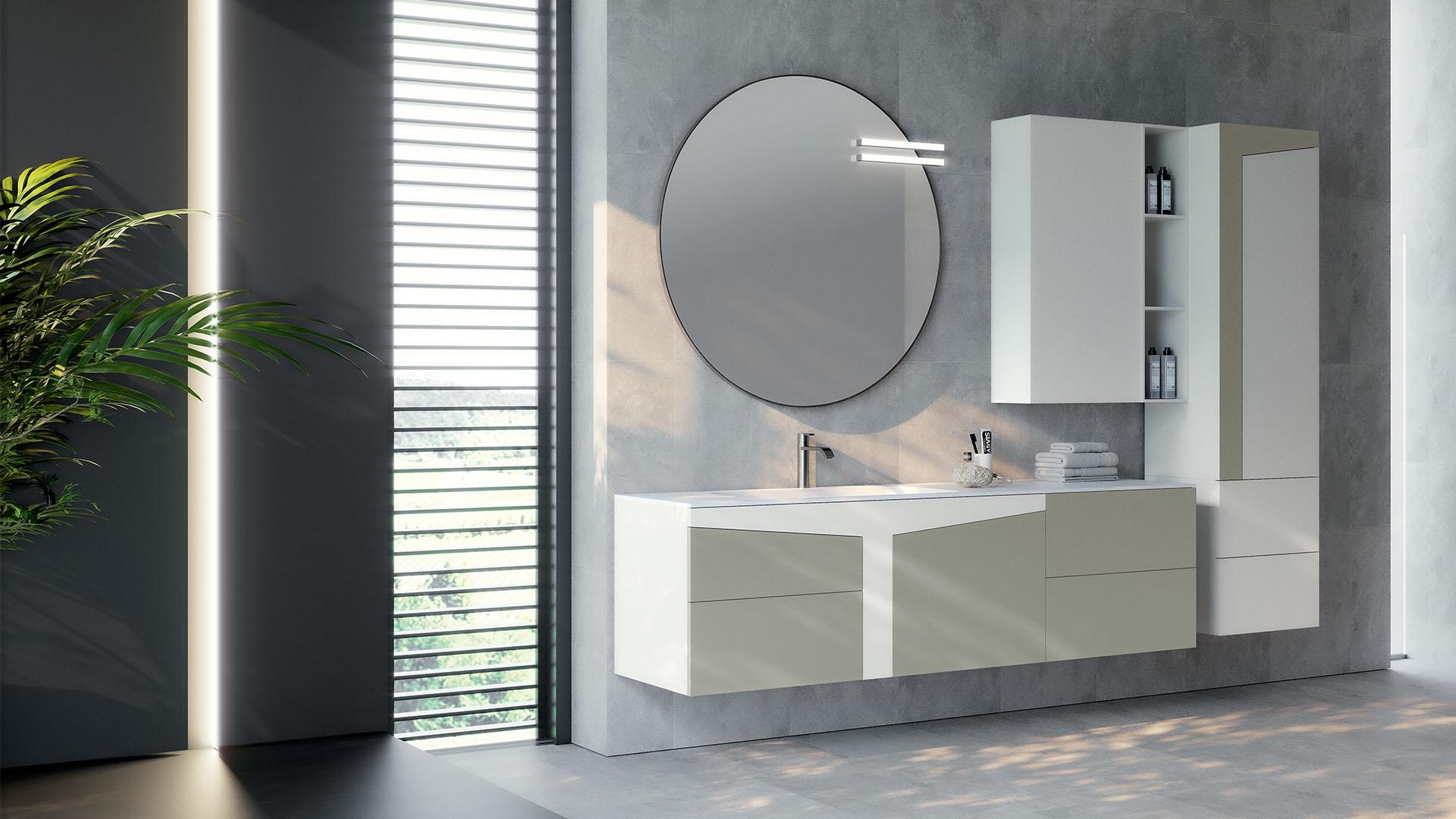 Bathroom K103 - Licor Design