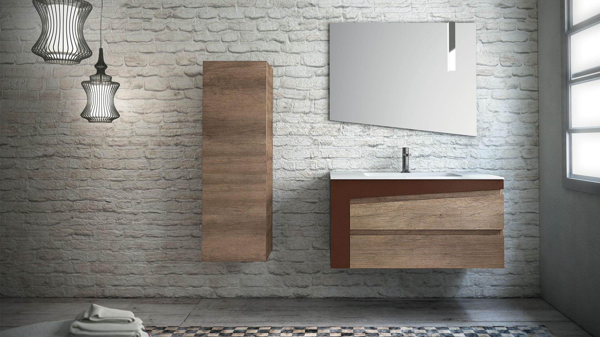 Bathroom K104 - Licor Design