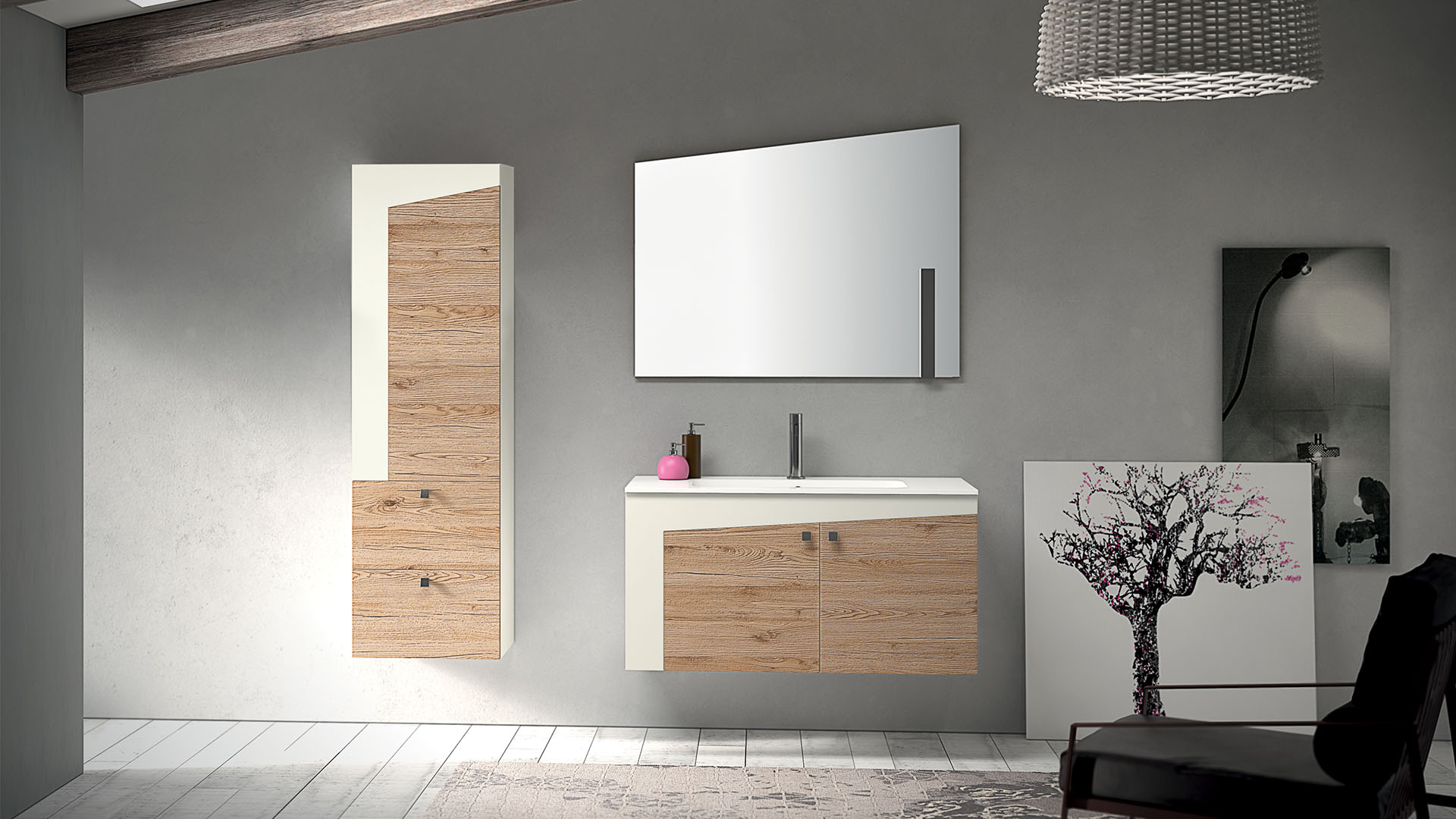 Bathroom K105 - Licor Design