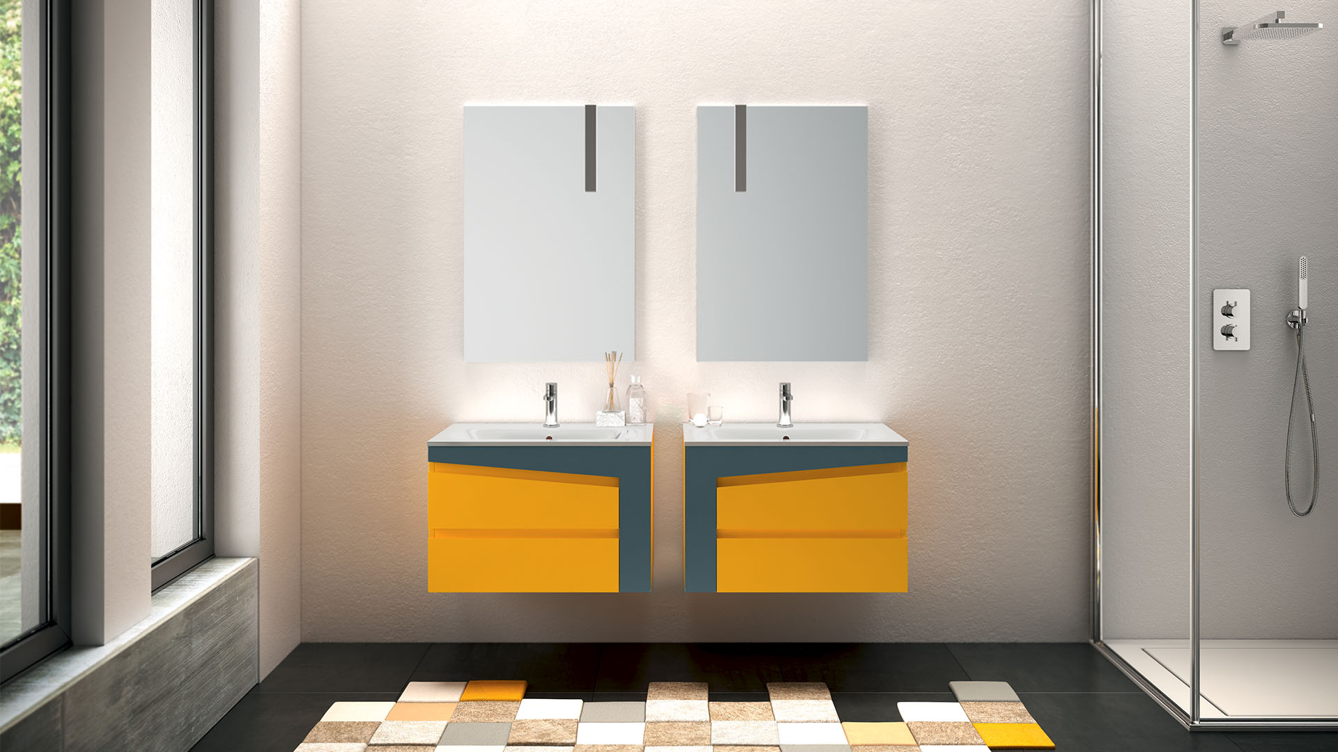 Bathroom K106 - Licor Design