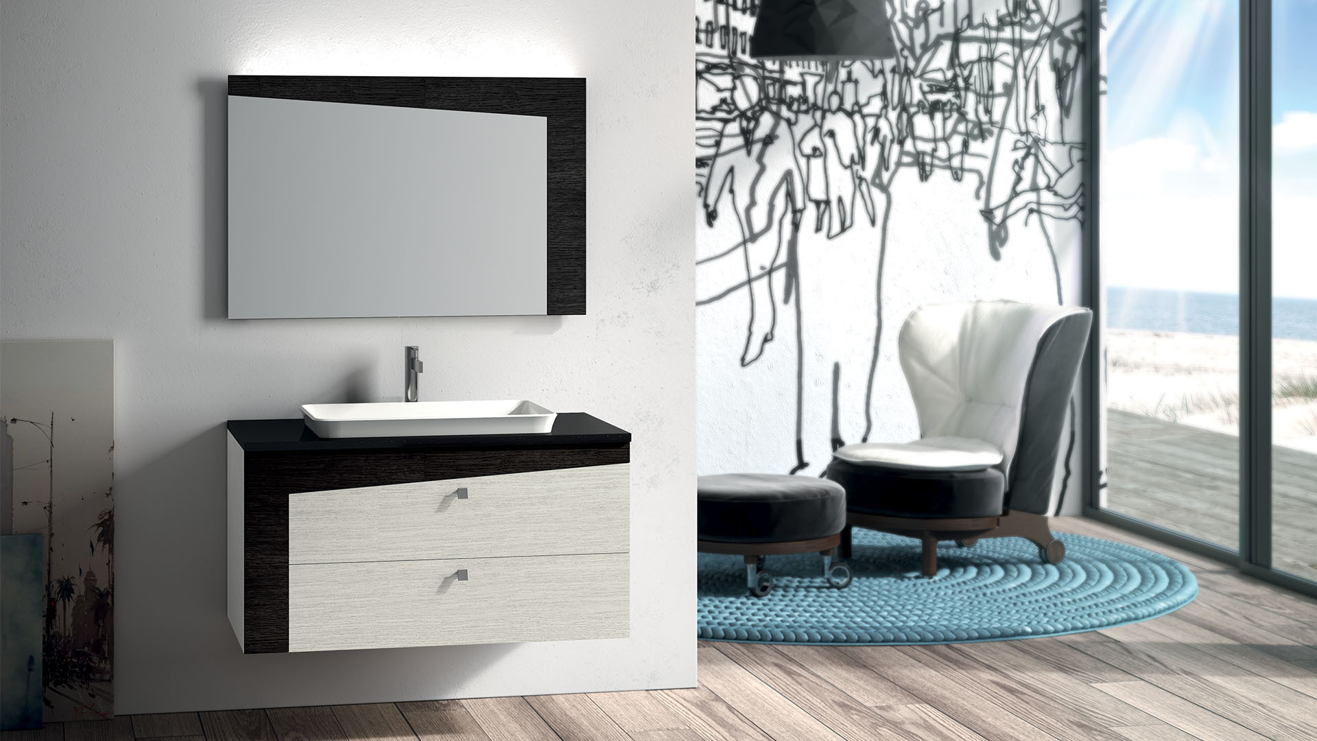 Bathroom K107 - Licor Design