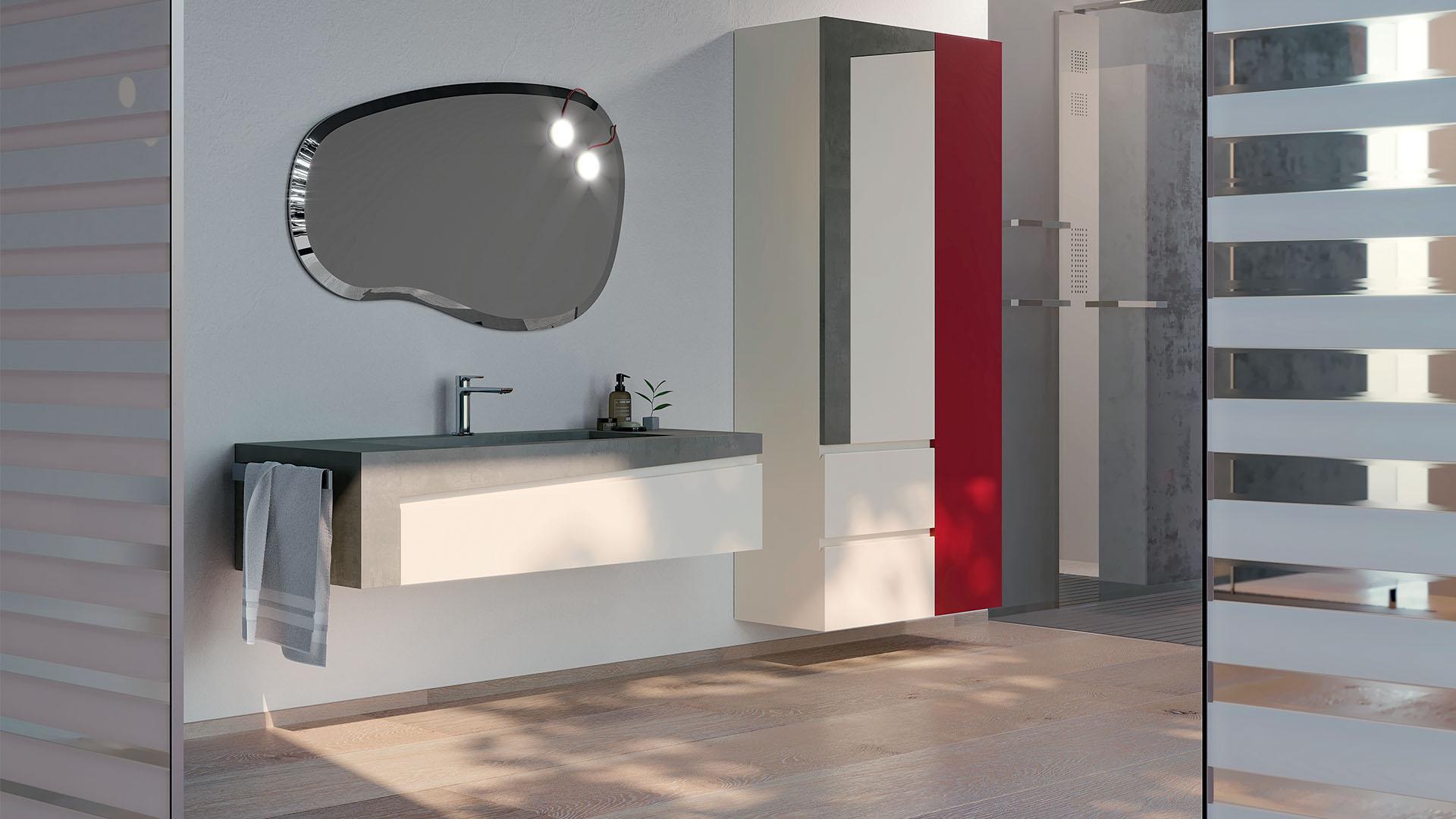 Bathroom K202 - Licor Design