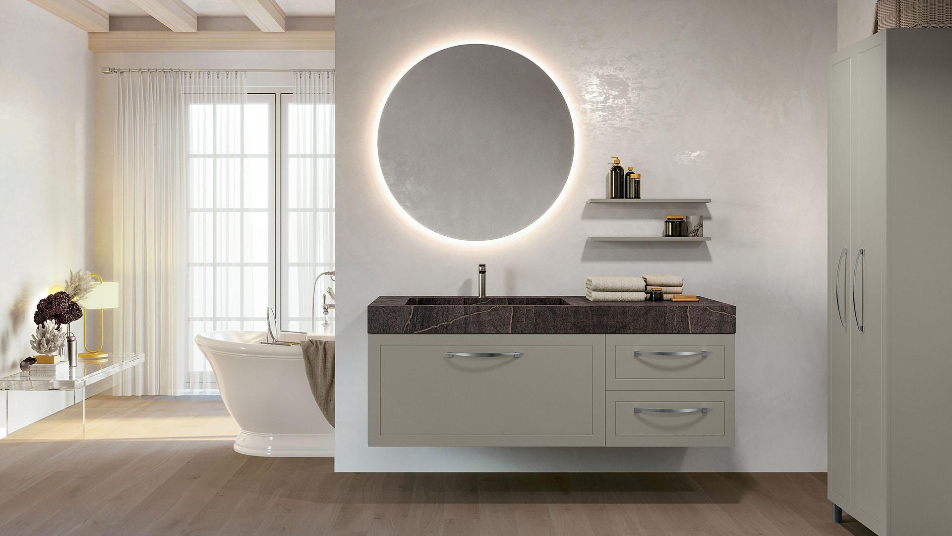 Bathroom Classic C01 - Licor Design