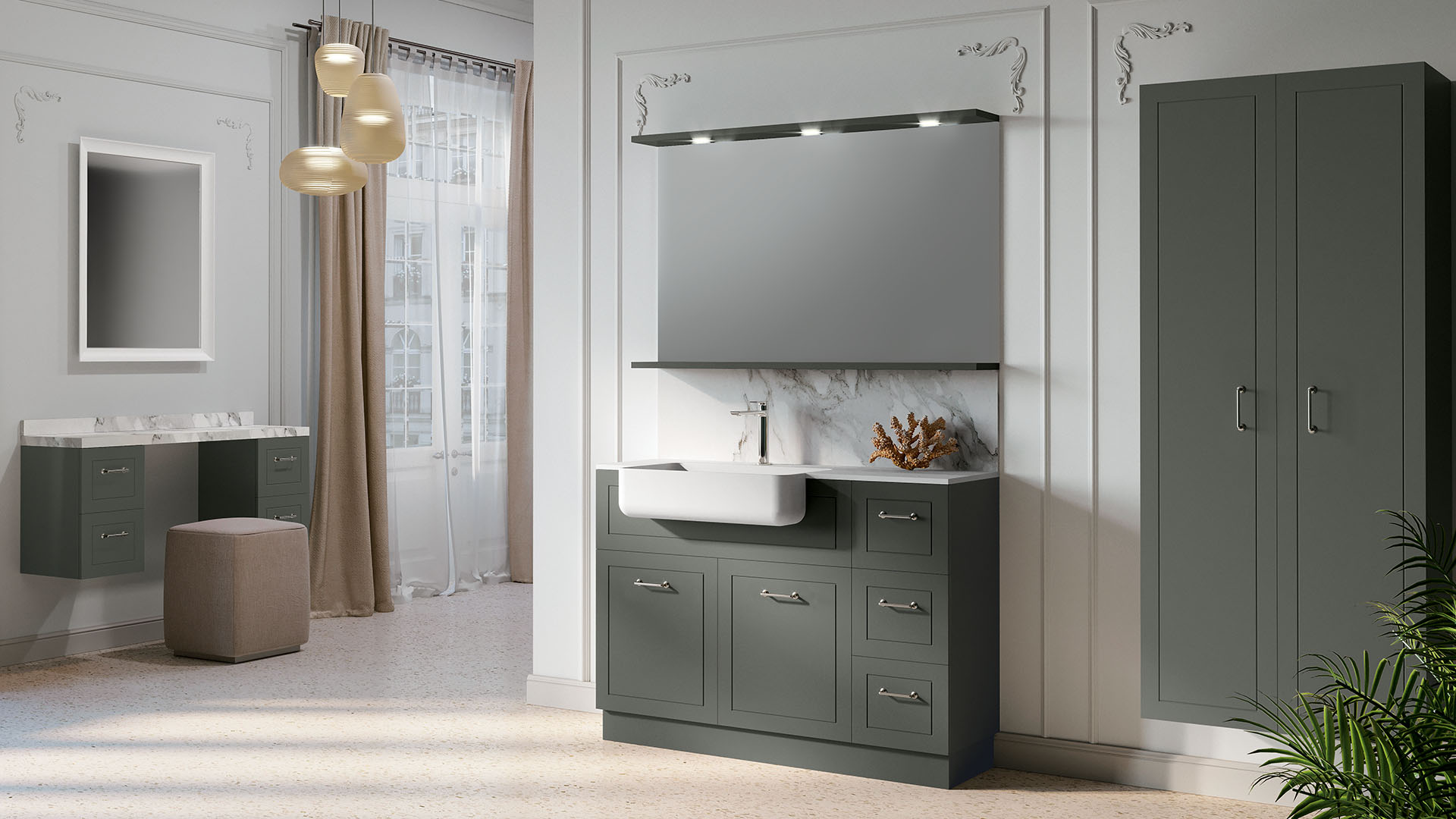 Bathroom Classic C02 - Licor Design