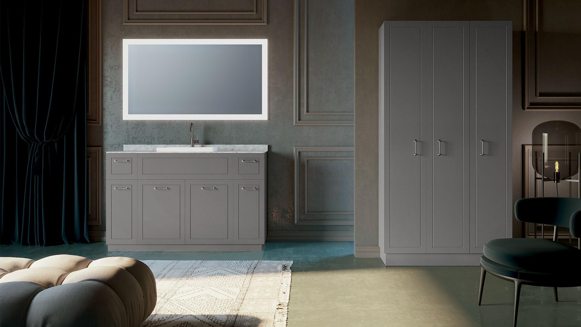 Bathroom Classic C04 - Licor Design