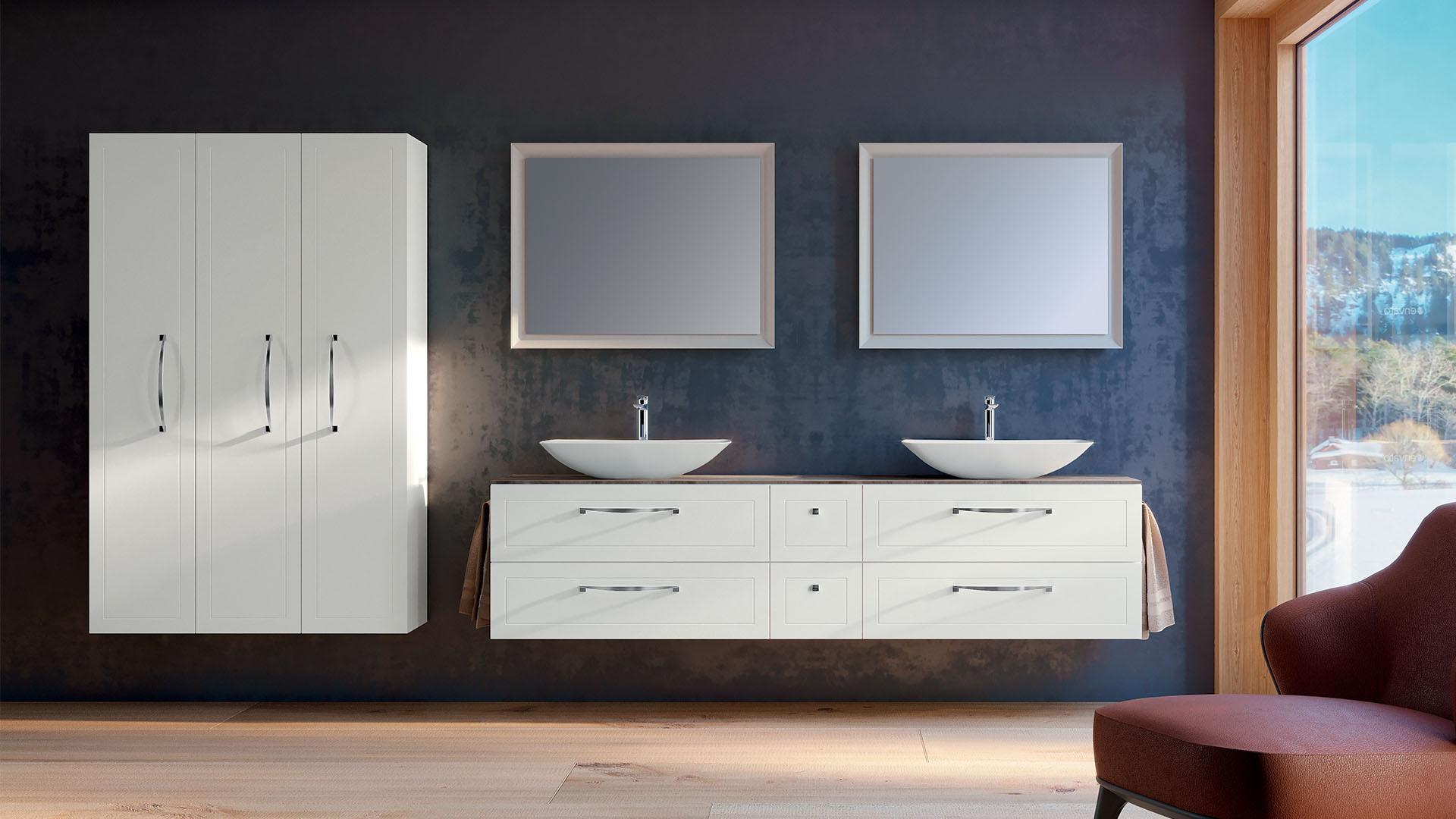 Bathroom Classic C05 - Licor Design