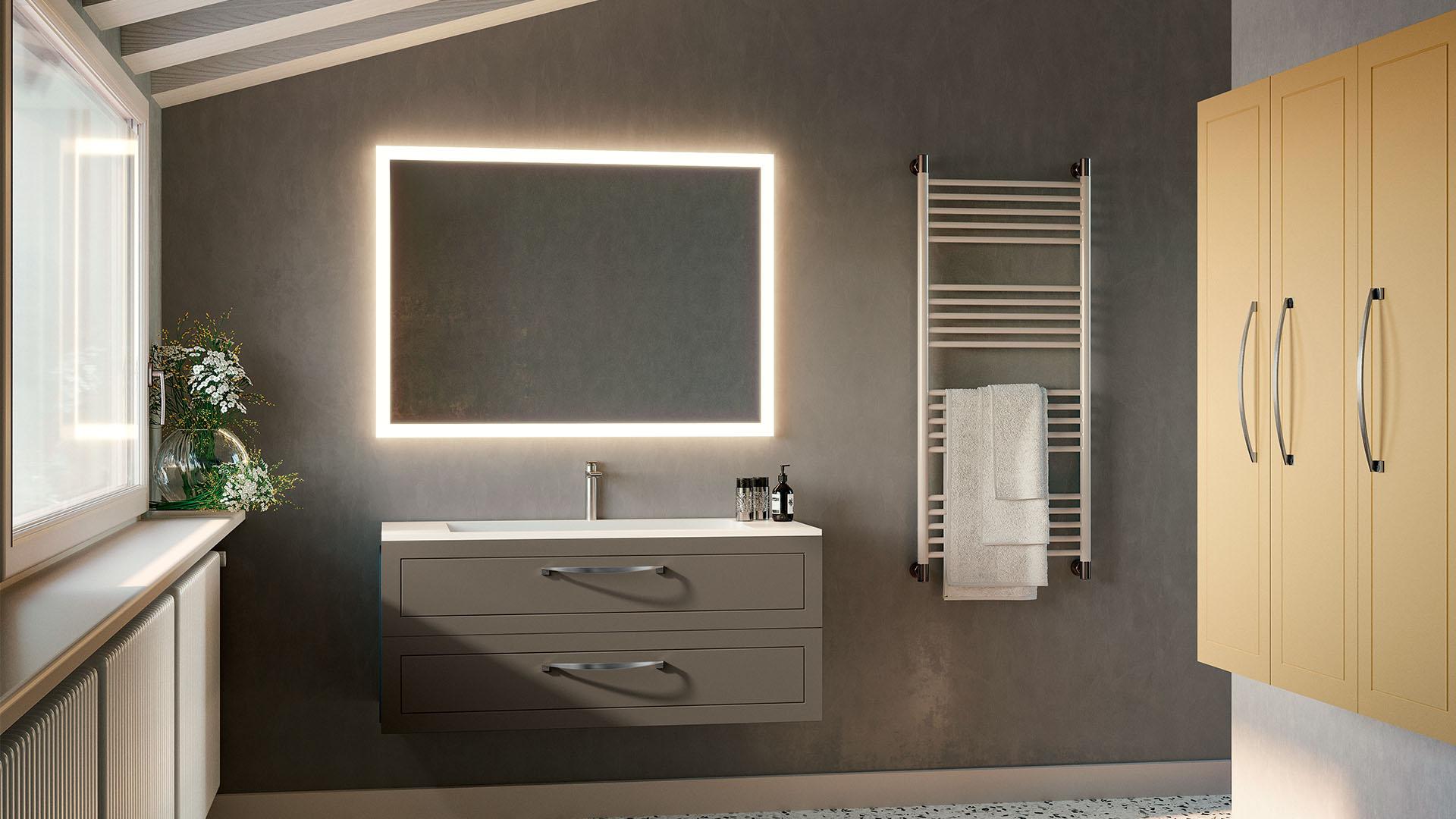Bathroom Classic C06 - Licor Design